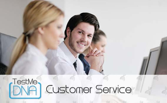 DNA Paternity Testing Customer Service provided by Test Me DNA.