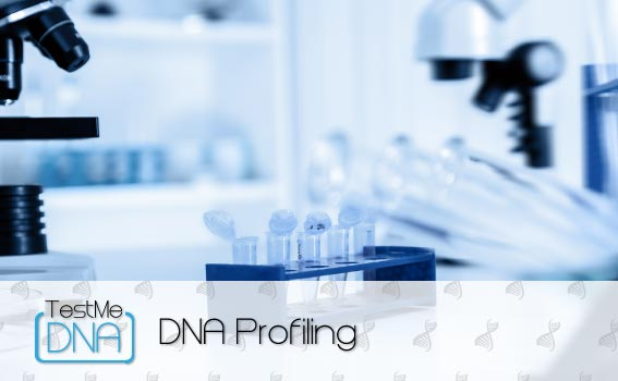 DNA Profiling provided by Test Me DNA.