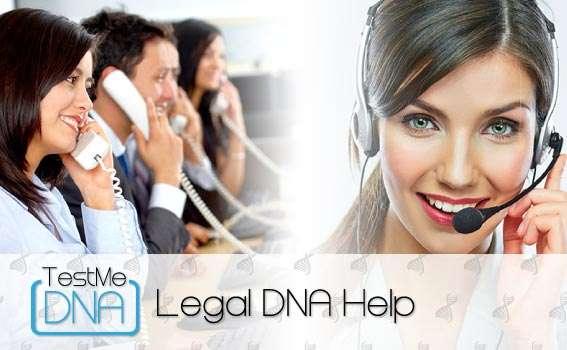 Legal DNA Testing Help