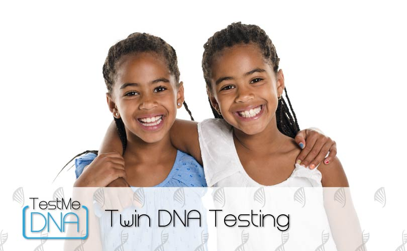 Twin DNA Testing Provided By Test Me DNA